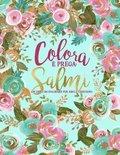 Colora e prega: Salmi: Un libro da colorare per adulti cristiano