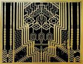 In Black & Gold