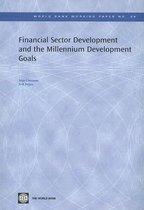 Financial Sector Development and the Millennium Development Goals