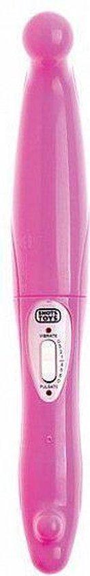 Pink Toys Isis - Roze - Vibrator