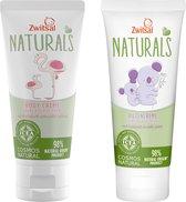 Zwitsal naturals Billencrème + Body crème - Combinatie pack