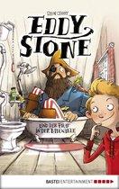 Eddy Stone und der Pirat in der Badewanne