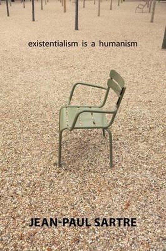 Boek cover Existentialism Is a Humanism van Jean-Paul Sartre (Paperback)