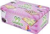 99 in 1 Games box - Spellendoos - Schaken - Dammen - 99 DELIG
