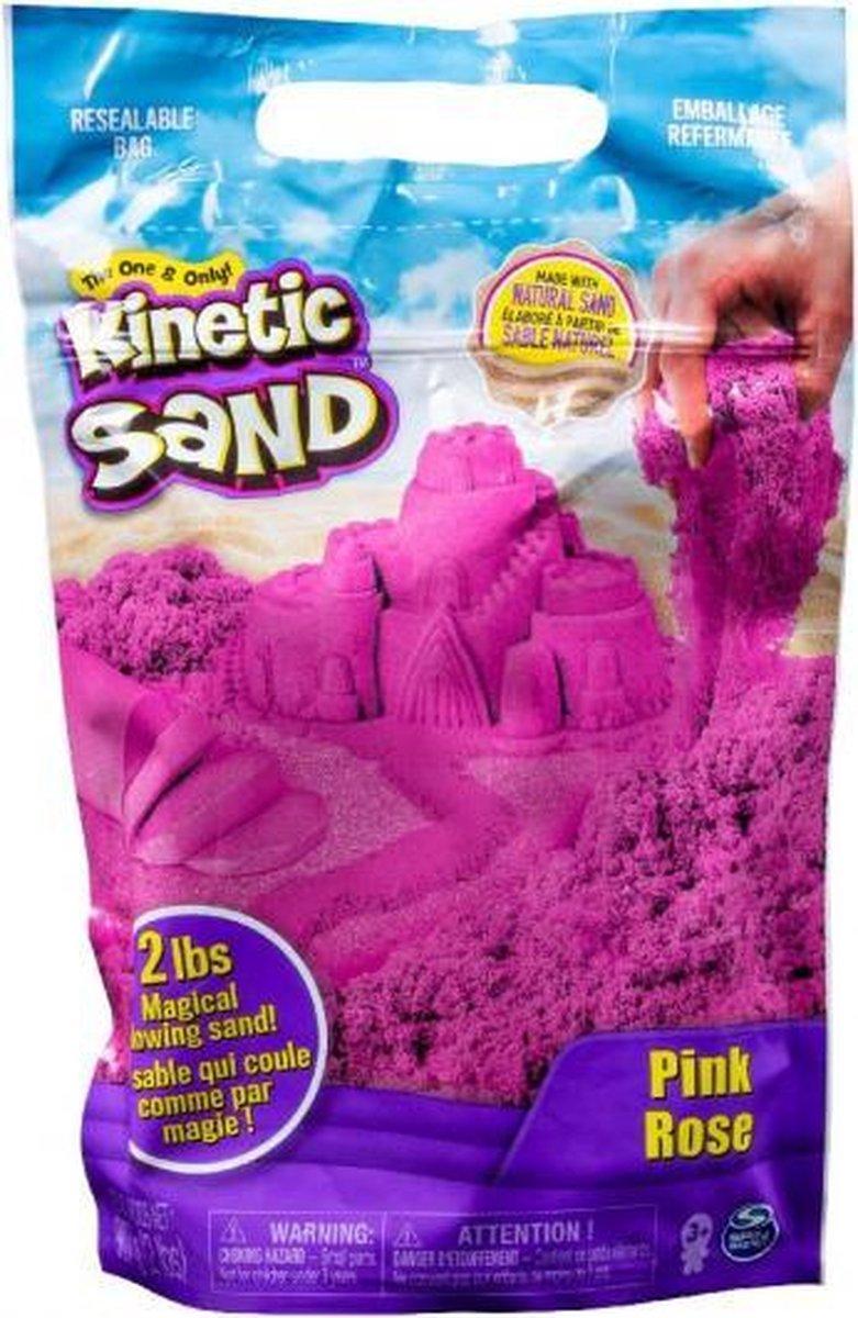 speelzand met geur 907 gram roze