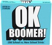 OK BOOMER - De kennisquiz waarbij de oudere generatie het opneemt tegen de jongere!