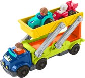 Fisher-Price - Little People - Ramp 'n Go Carrier Speelset