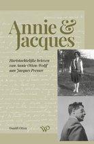 Omslag Annie & Jacques