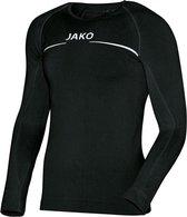 Jako Comfort Thermo Shirt - Thermoshirt  - zwart - S