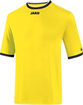 JAKO United KM - Voetbalshirt - Heren - Maat XL - Geel