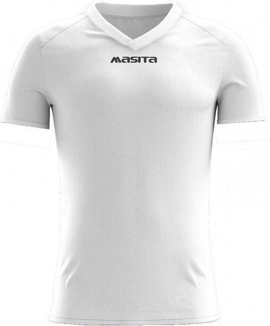 Masita Avanti Shirt - Voetbalshirts  - wit - L