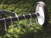 GreenKey | Gazon | Verstelbare verticuteerhark