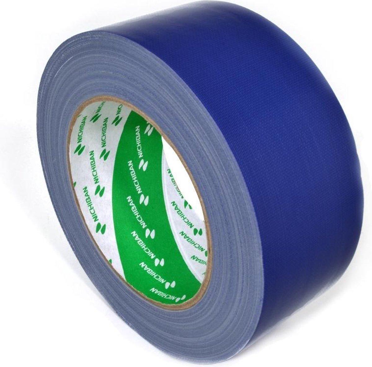 Nichiban tape 50mm x 25m blauw - Nichiban