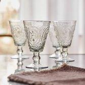 LOBERON Wijnglazen set van 4 Sarton helder