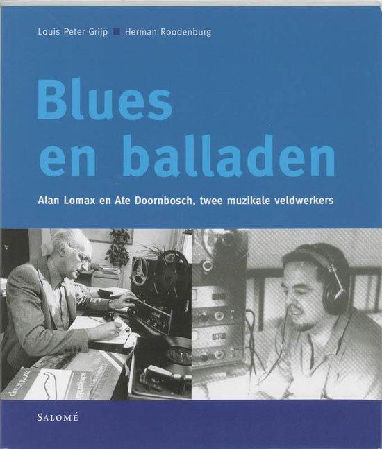 Blues en balladen - Louis Peter Grijp |