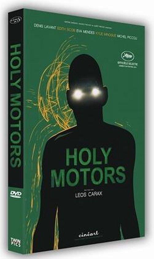 Cover van de film 'Holy Motors'