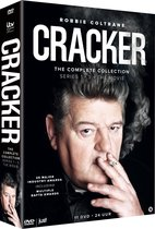 Cracker - The Complete Collection (Inclusief Film 2006)
