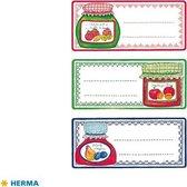 Etiketten Keuken Herma voor Weckpot en Jampot