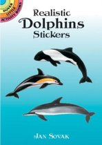 Realistic Dolphins Stickers