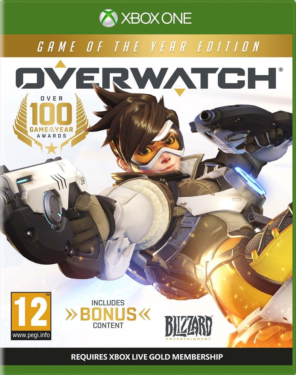 Overwatch Game of the Year Edition - Microsoft