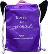 Zeemeermin Zeemeerminnenfeest - Rugtas - GEEN monovin  of staart