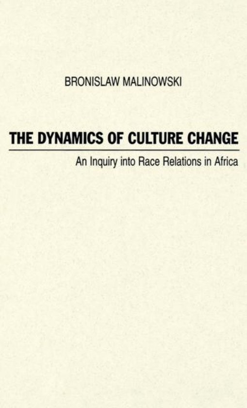 The Dynamics of Culture Change