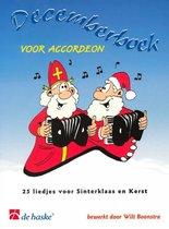 Decemberboek voor accordeon
