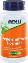 Pepermuntolie Formule - NOW Foods