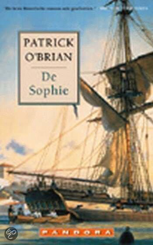 De Sophie - Patrick O'Brian |