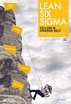 Lean six sigma yellow and orange belt