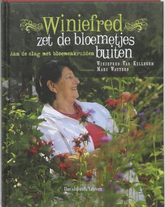 Winiefred zet de bloemetjes buiten - Winiefred Van Killegem   Fthsonline.com