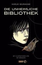 Boek cover Die unheimliche Bibliothek van Haruki Murakami