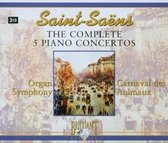 Saint-Saens: The Complete Five Piano Concertos / Comissiona, et al