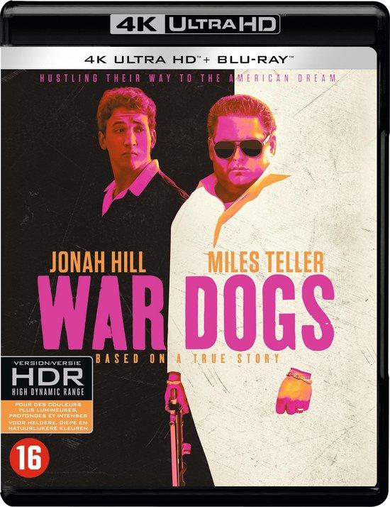 War Dogs (4K Ultra HD Blu-ray)