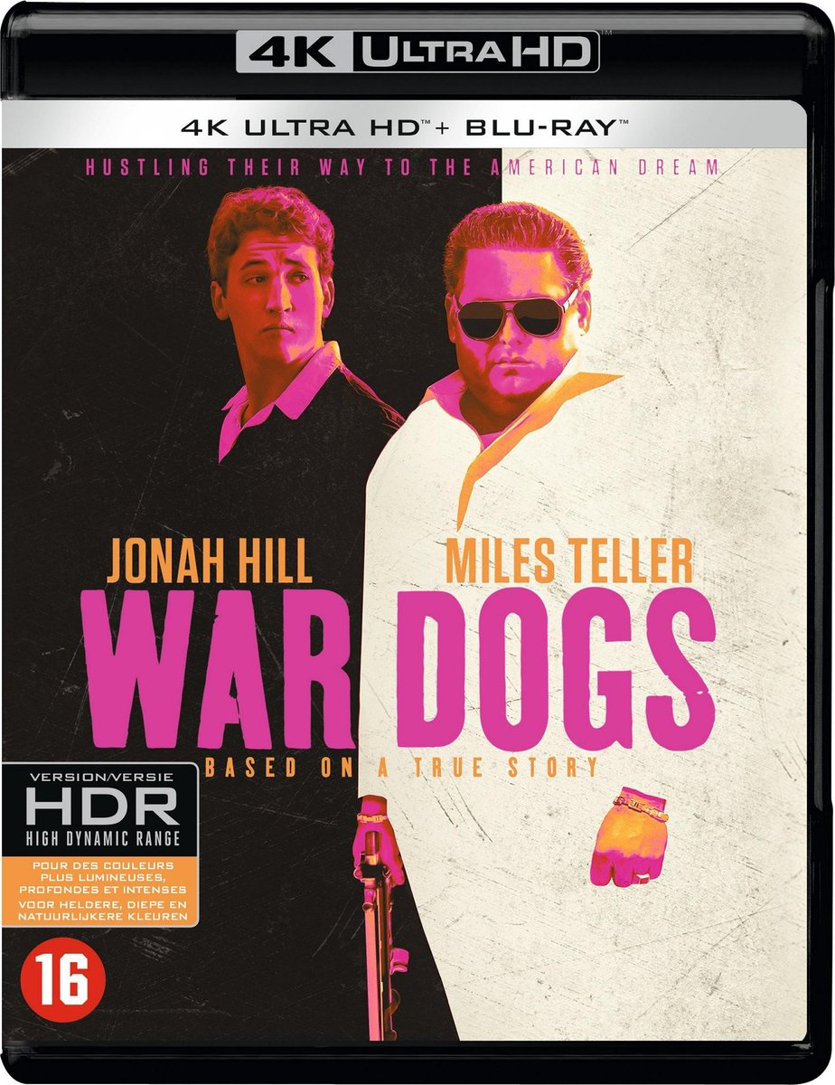 War Dogs (4K Ultra HD Blu-ray)-