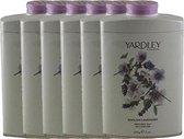Yardley Talkpoeder English Lavender Voordeelverpakking