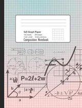 5x5 Graph Paper Notebook