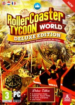 RollerCoaster Tycoon World - Deluxe Editie - Windows Download