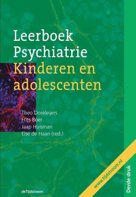 Leerboek psychiatrie kinderen en adolescenten - none |