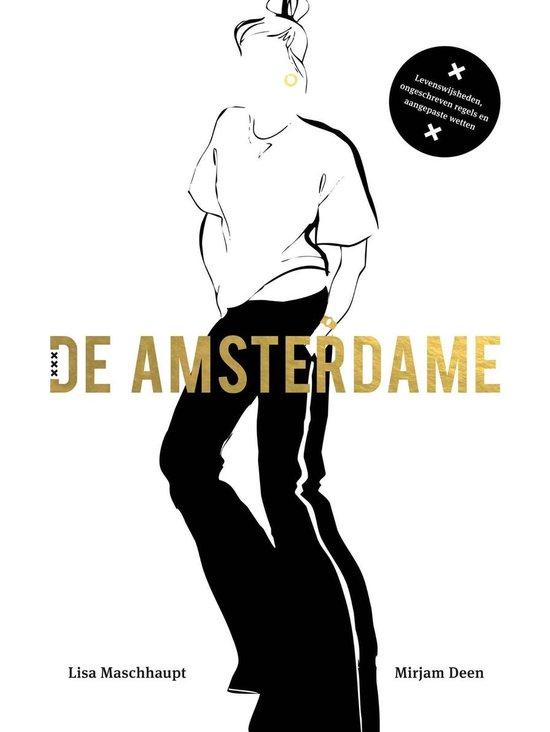 De Amsterdame - Mirjam Deen  