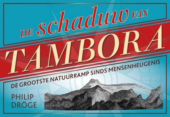 De schaduw van Tambora - dwarsligger (compact formaat) - Philip Dröge |
