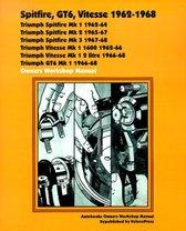 Spitfire, GT6, Vitesse 1962-68 Owners Workshop Manual
