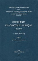 Documents Diplomatiques Fran ais
