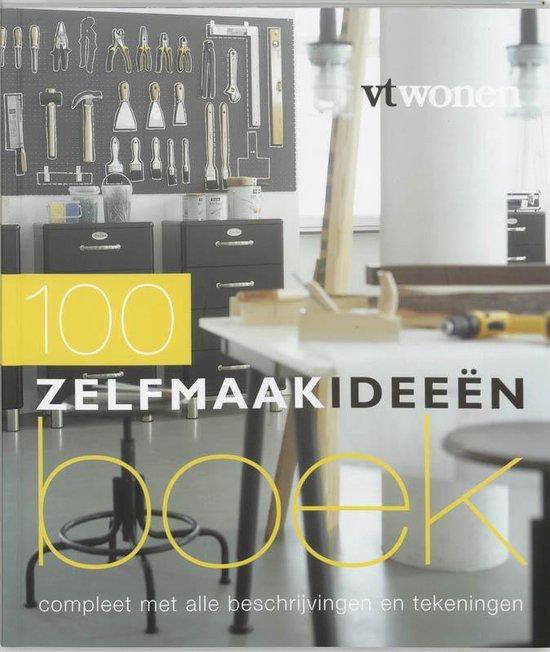 Cover van het boek '100 Zelfmaakideeen boek'
