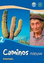Caminos nieuw 2 tekstboek + online MP3