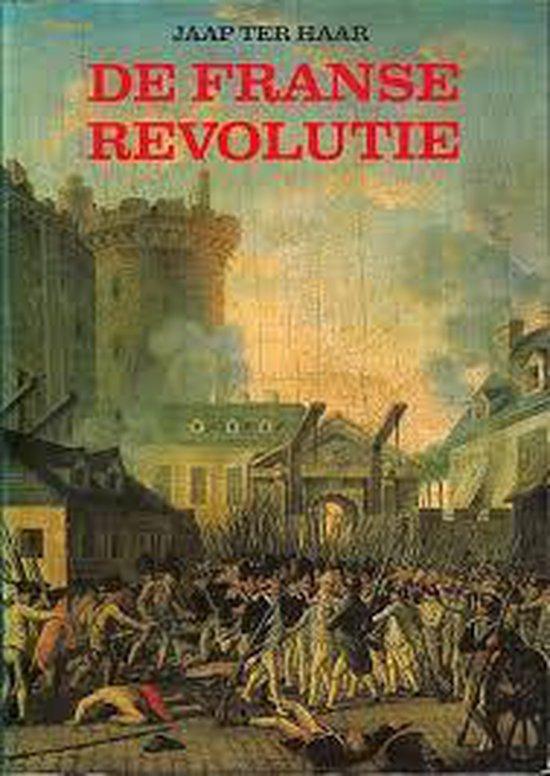 Boek cover De Franse Revolutie van J. ter Haar (Onbekend)