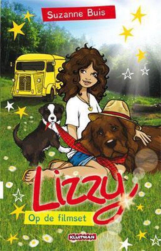 Lizzy - Lizzy op de filmset - Suzanne Buis |
