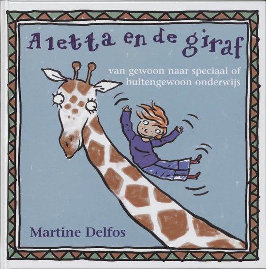 Aletta en de giraf - M. Delfos |