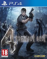 Capcom Resident Evil 4 HD Remake video-game PlayStation 4 Basis
