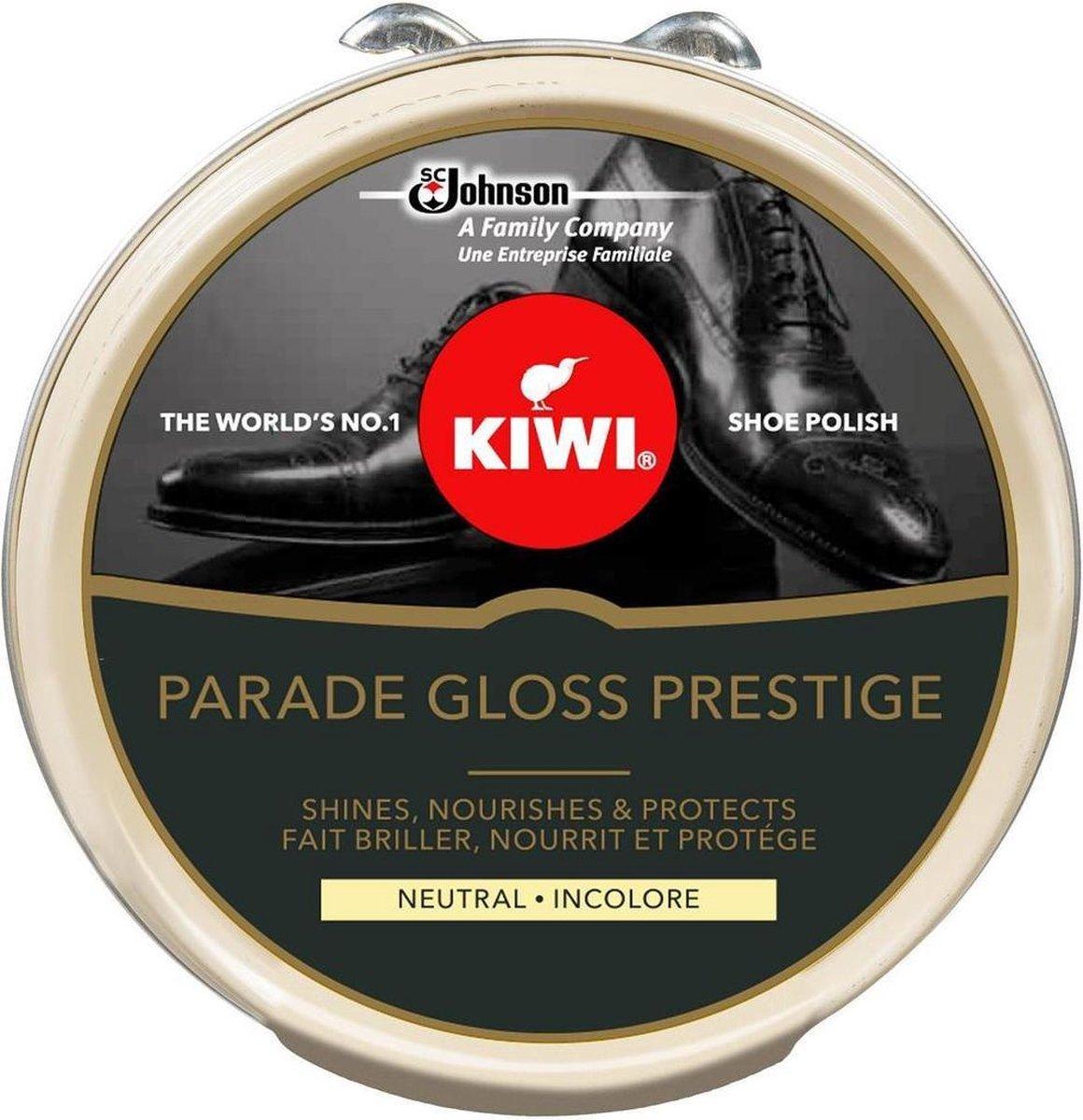 Kiwi Shoe Polish (schoensmeer) Kleur Kleurloos (Kiwi Neutral